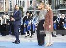 Cristina de Borbon Dos Sicilias (R) and Pedro Lopez Quesada attend the ___.jpg