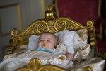 Alexander-in-Karl-XVs-cradle-after-the-Christening-s.jpg